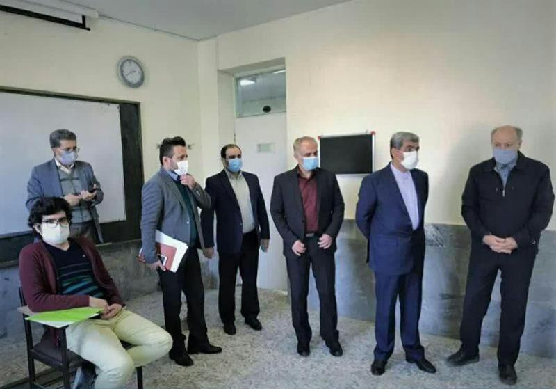 ۵۵۹ نفر در دانشگاه فرهنگیان البرز پذیرش می شوند