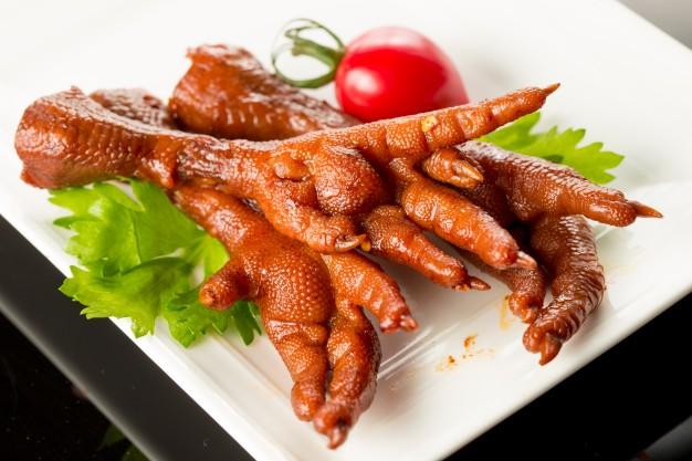 پای مرغ