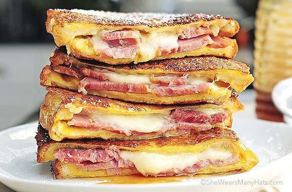 ساندویچ مونته کریستو
